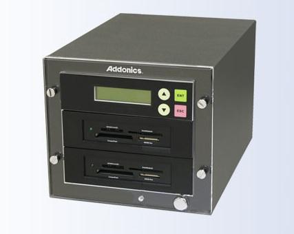 Addonics UFMDU Universal Flash Media Duplicator