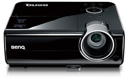 BenQ MW512 DLP Projector with 4000-1 Contrast