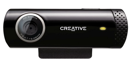 Creative Live! Cam Chat HD 720p webcam