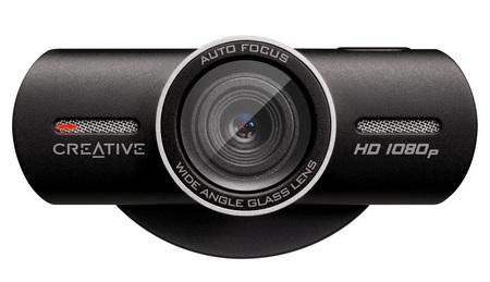 Creative Live! Cam Socialize HD 1080 HD Webcam