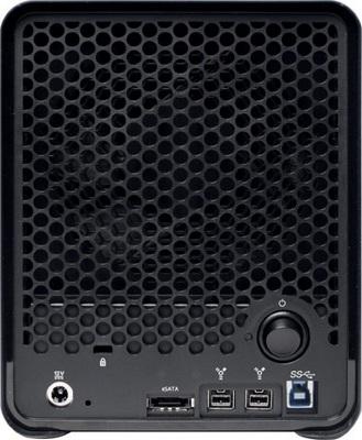 Data Robotics Drobo S Storage System with USB 3.0