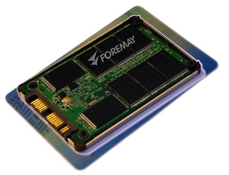 Foremay has the world's fastst 1.8-inch SSD