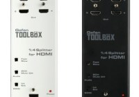 GeFen GTB-HDFST-144 1-4 HDMI Splitter with FST and 3D