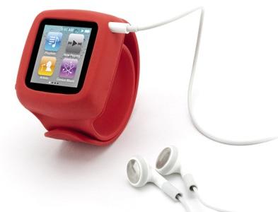 Griffin Slap Flexible wristband for iPod nano 6G 1
