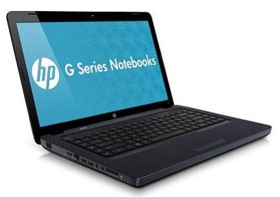 HP G62m series Notebook
