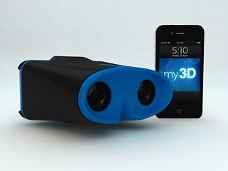 Hasbro My3D Goggle for iPhone and iPod touch