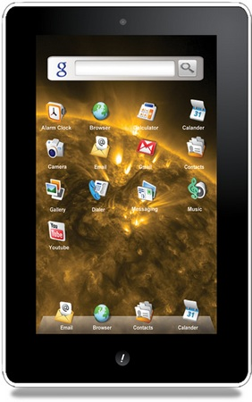 ICAN! 10 Android Tablet