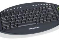 IOGEAR GKM581R Wireless Keyboard for HTPC