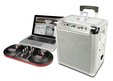 ION Audio Computer DJ 2 GO Computer DJ Systems