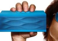 Jawbone JAMBOX Portable Bluetooth Speaker blue