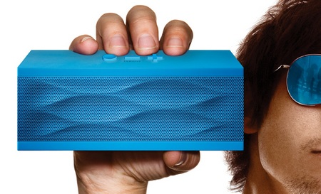 Jawbone JAMBOX Portable Bluetooth Speaker blue