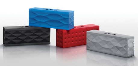 Jawbone JAMBOX Portable Bluetooth Speaker colors
