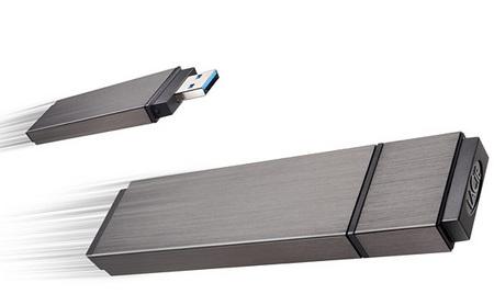 LaCie FastKey SSD USB 3.0 Drive 1