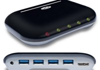 LaCie Hub4 USB 3.0 SuperSpeed Hub