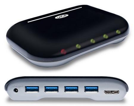 LaCie Hub4 USB 3.0 SuperSpeed Hub