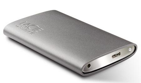 LaCie Starck Mobile USB 3.0 Hard Drive 1