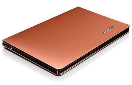 Lenovo IdeaPad U260 Ultraportable Notebook orange