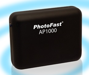 PhotoFast AP1000 Wireless Audio Solution for Car