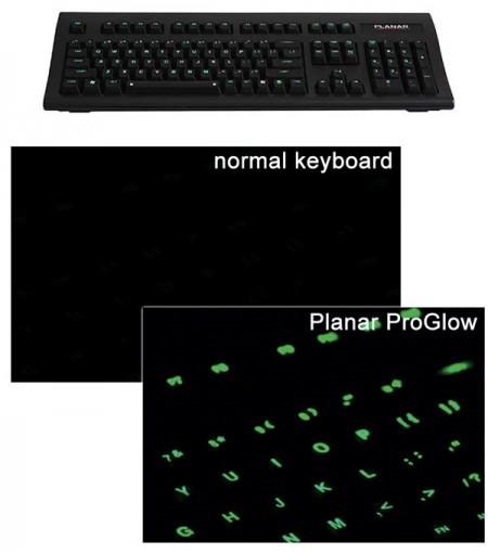 Planar ProGlow Keyboard