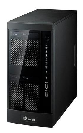 Plextor PX-NAS4 4-bay NAS 1