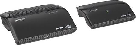 Rocketfish 4-Port Wireless HD Kit