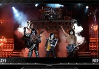Roundtable Concepts KISS COLLECTOR LED HD TV Limited Edition