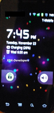 Samsung Nexus S and Gingerbread 2.3 in the wild 1