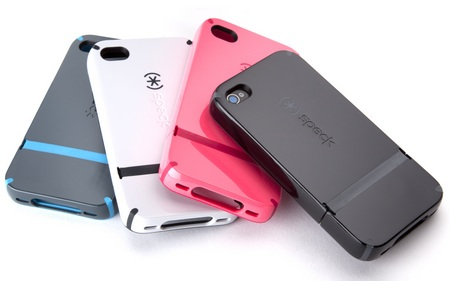Speck CandyShell Flip iPhone 4 Case colors