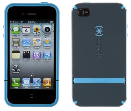 Speck CandyShell Flip iPhone 4 Case grey