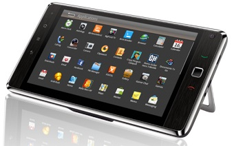 Telstra T-Touch Tab Android Tablet