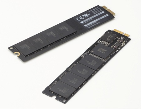 Toshiba Blade X-gale blade-type SSDs
