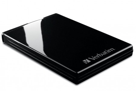 Verbatim Acclaim USB Portable Hard Drive black