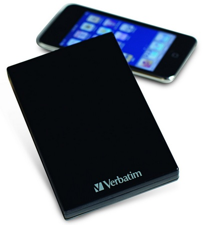 Verbatim Acclaim USB Portable Hard Drive