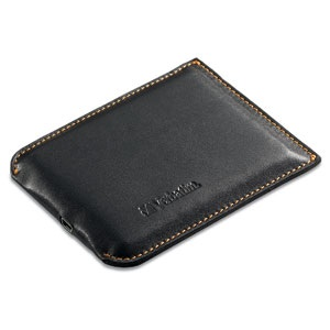 Verbatim Wallet Drive Leather USB Portable Hard Drive
