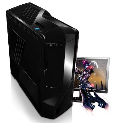 iBuyPower Mage XLC M1 AMD-powered Gaming PC