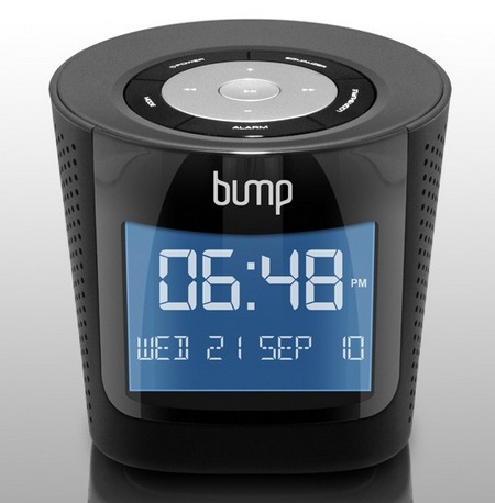 Aluratek Bump AMS01F portable boombox