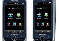 Cricket Samsung Suede SCH-r710 Music Phone