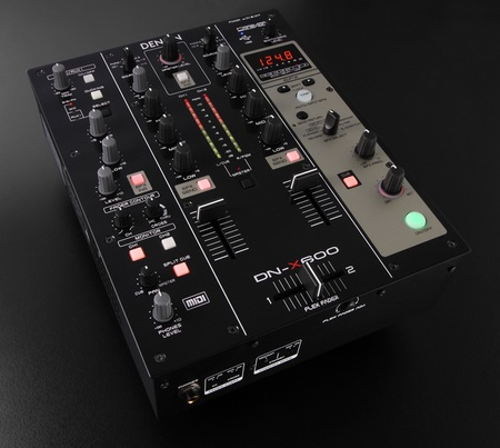 Denon DN-X600 Professional 2-Channel Mixer