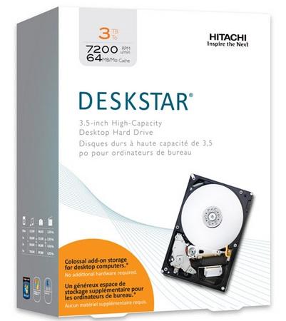 Hitachi Deskstar Internal Hard Drive Kits