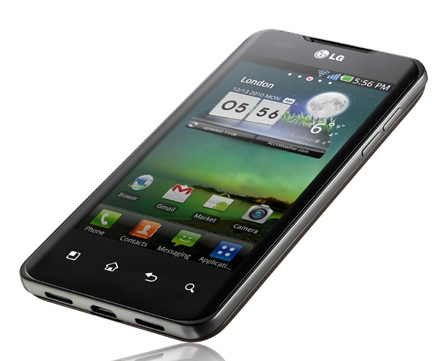 LG Optimus 2X with Tegra 2 is the World's First Dual-Core Smartphone
