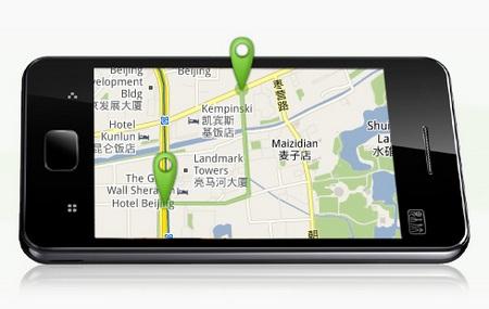 Meizu M9 Android Smartphone Landscape