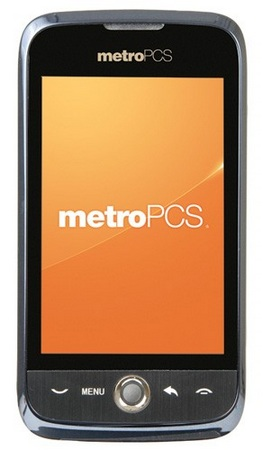MetroPCS Huawei Ascend Affordable Android Phone