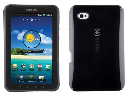 Speck Candyshell Cases for Galaxy Tab black