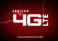 Verizon Wireless 4G LTE