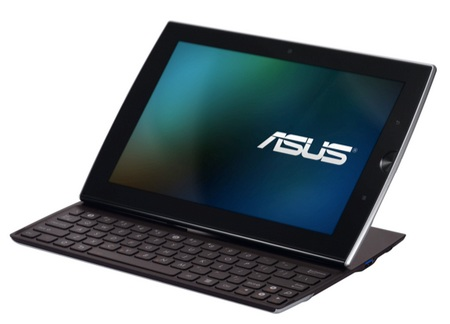ASUS Eee Pad Slider Android 3.0 Tegra 2 tablet 2