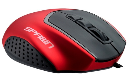 CM Storm Spawn Lightweight Gaming Mouse for Pro Gamers