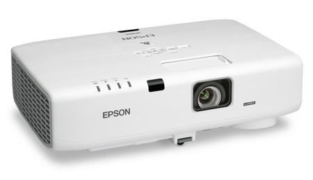 Epson PowerLite D6150, D6155W and D6250 Projectors for Higher Education