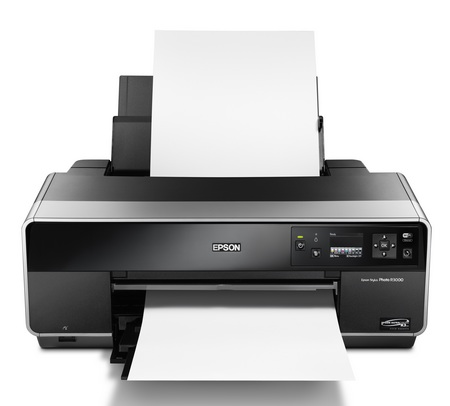 Epson Stylus Photo R3000 13-inch Printer for Photographers and Fine Artists