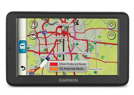 Garmin dezl series for Over-the-Road Truck Navigation