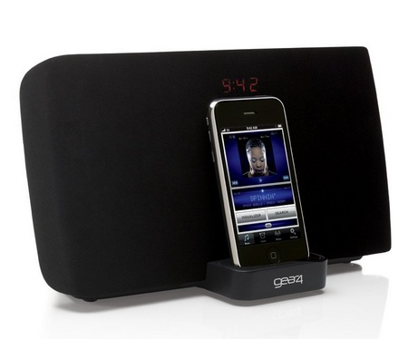Gear4 HouseParty SmartDock iPhone iPod Speaker